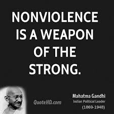 gandhiji on non violence