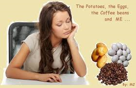 coffee, potato